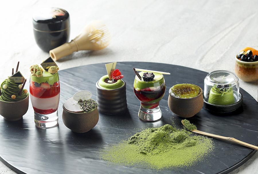 美しくおいしい、新しい抹茶の世界「抹茶デザートブッフェ」を初開催