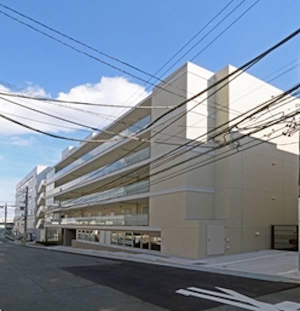 「鷺沼」駅前に、保育園・学生マンションから成る複合施設がオープン