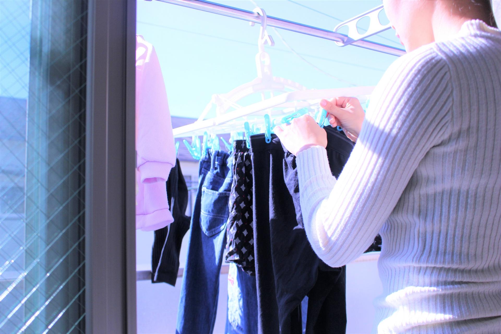 お気に入りのブラや洋服、そして自分を守るために。今からはじめる防犯対策!