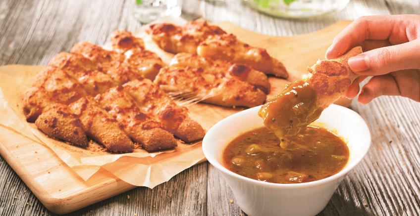 ピザ屋なのにカレーパン⁉ドミノ・ピザが「つけカレーパン」を発売‼