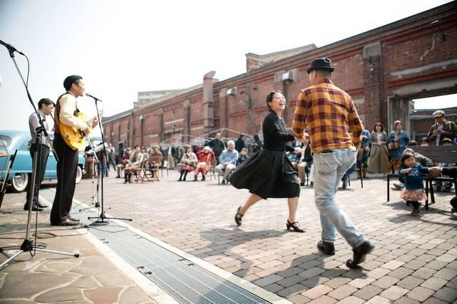 大阪で、古き良き時代の音楽とファッションを楽しめるJAZZイベント開催[大阪・赤レンガ倉庫]