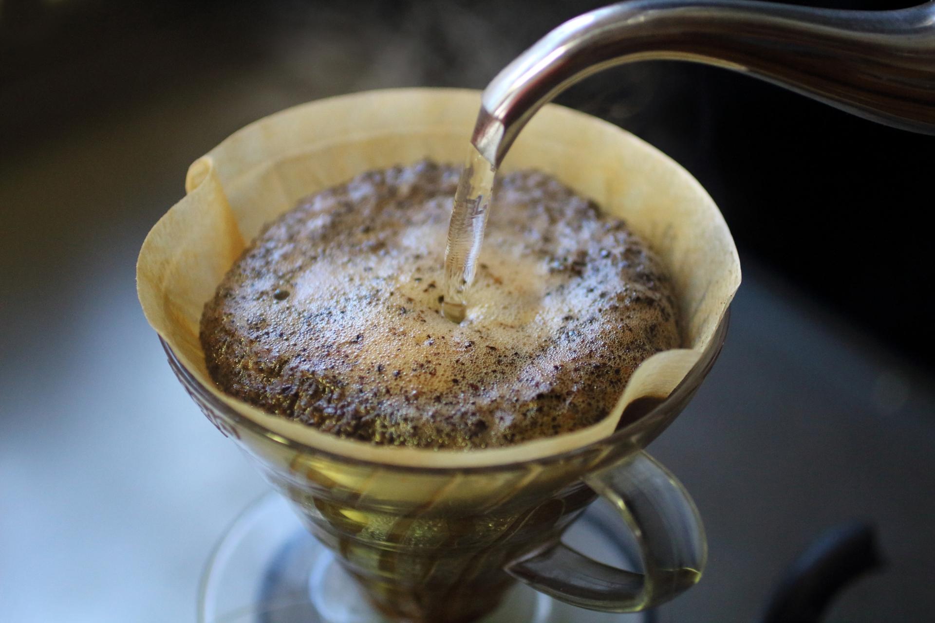 自宅で淹れる、美味しいコーヒー 〜ハンドドリップの魅力〜