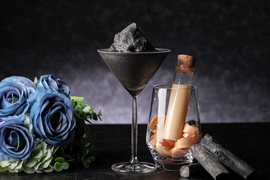 ホテルのバーで愉しむ夏の風物詩「大人のカキ氷」がテイストを新たに登場[東京・品川]