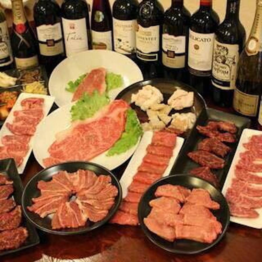 A4 / 5ランクの黒毛和牛を使った焼肉が、毎月29日に2,929円に[東京・荻窪]