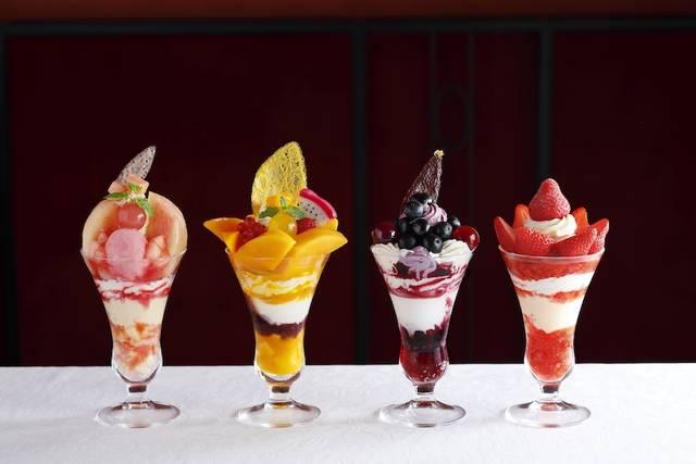 銀座で旬のフルーツを!「2018真夏のパフェフェア」を開催![東京・銀座]