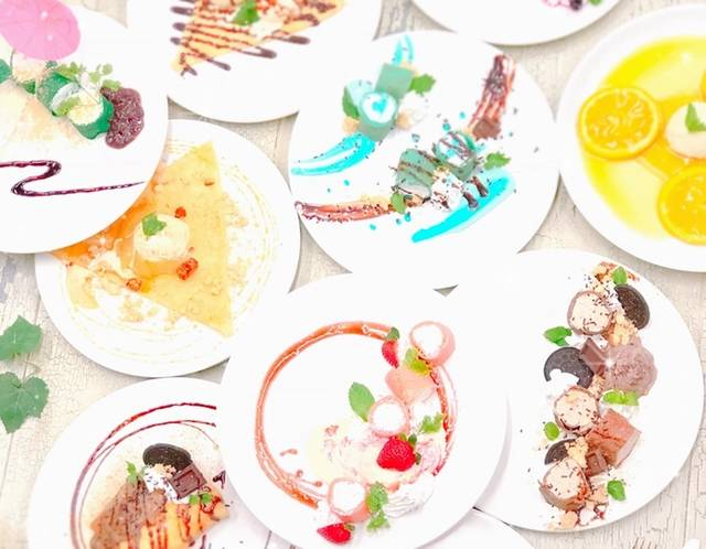 日本初!のできたてクレープ&ガレット食べ放題専門店がオープン[東京・都立大学]