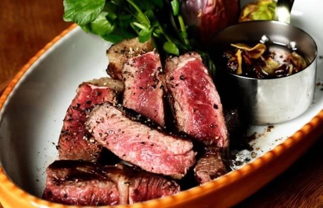 みなとみらいに、厳選したUSアンガス牛ステーキ食べ放題&ビュッフェがオープン[神奈川・みなとみらい]