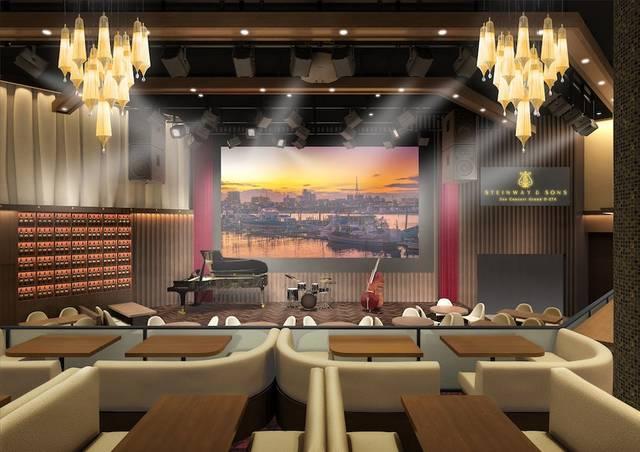 """""""俺の"""" レストランシリーズ初の、ステーキ&ベーカリーの複合店がオープン[東京・大手町]"""