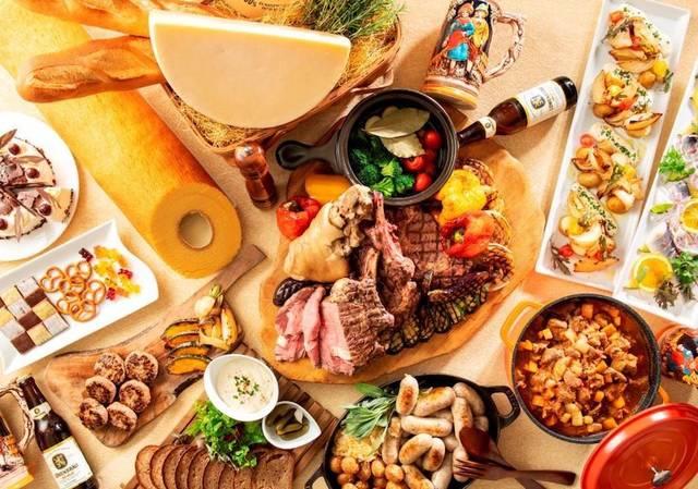 ドイツビールと秋の味覚を味わう美食の祭典 「オクトーバーフェスト」開催[神奈川・みなとみらい]