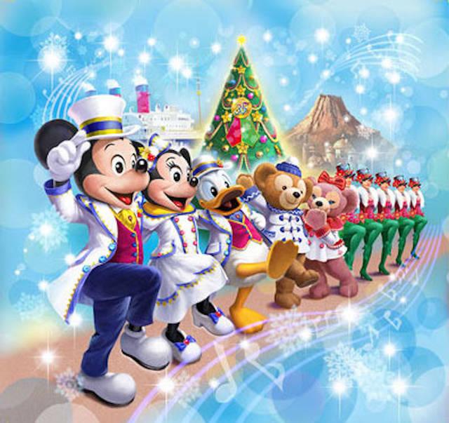東京ディズニーリゾート(R)、「ディズニー・クリスマス」開催概要を発表[千葉・舞浜]