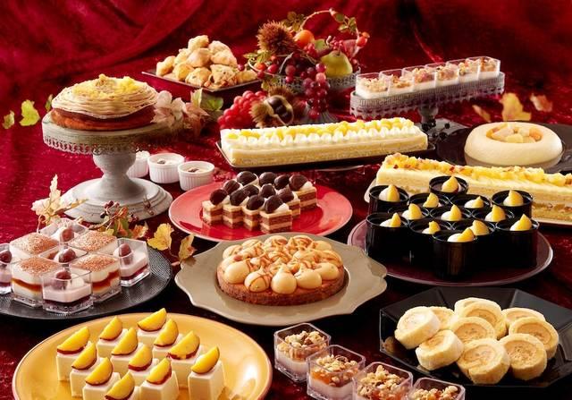 サンシャインシティプリンスホテル、食欲の秋を楽しむ「秋のスイーツフェア」開催[東京・東池袋]