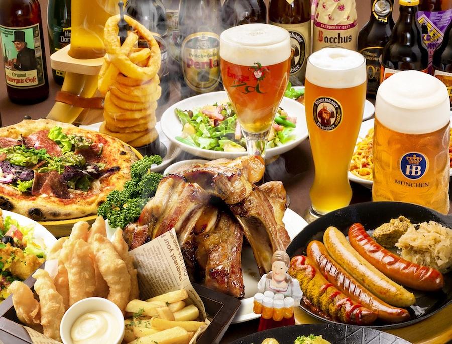 5店舗目となる「Craft Beer Tap Grill & Kitchen」がオープン[東京・渋谷]