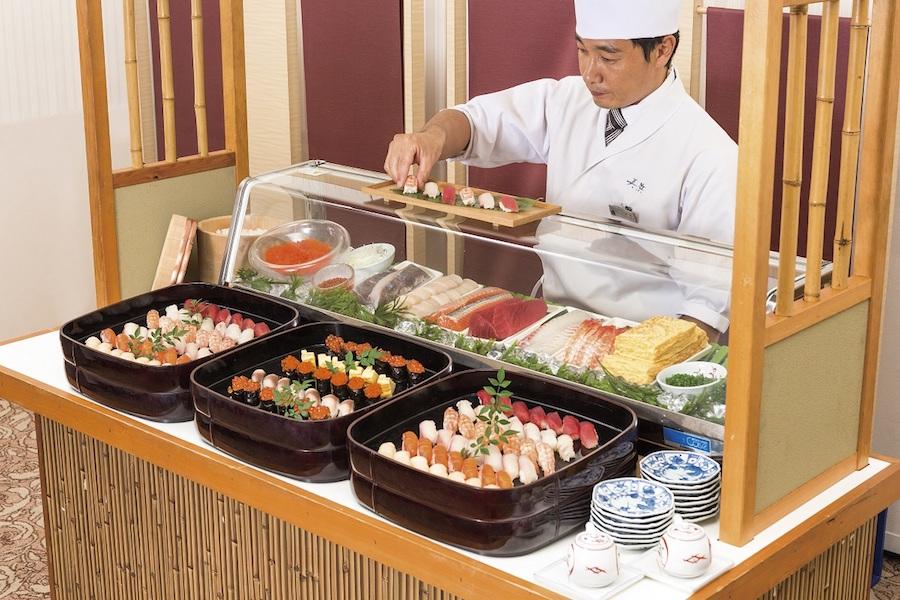 オリエンタルホテル 東京ベイ、洋食+寿司/洋食+中華の「スペシャルデー」開始[千葉・新浦安]