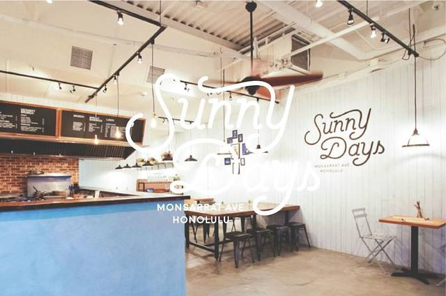 ハワイの人気カフェ「Sunny Days」が、期間限定で日本初上陸![東京・お台場]