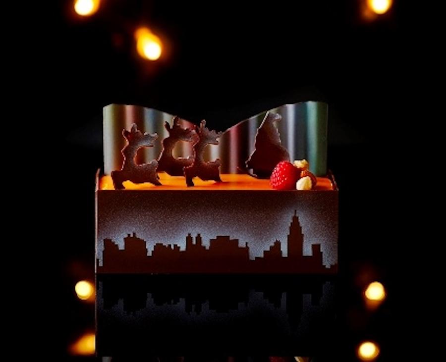 京王プラザホテルが、2018年のクリスマスケーキの予約受付を開始[東京・西新宿]