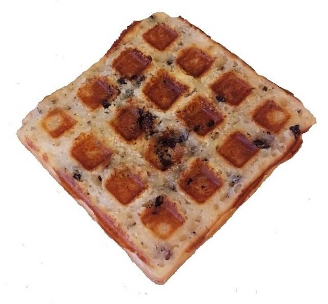 「Queen's Waffle」、ザクザク+ふわとろ食感の「クッキー&ビスケットワッフル」発売[神奈川・厚木]