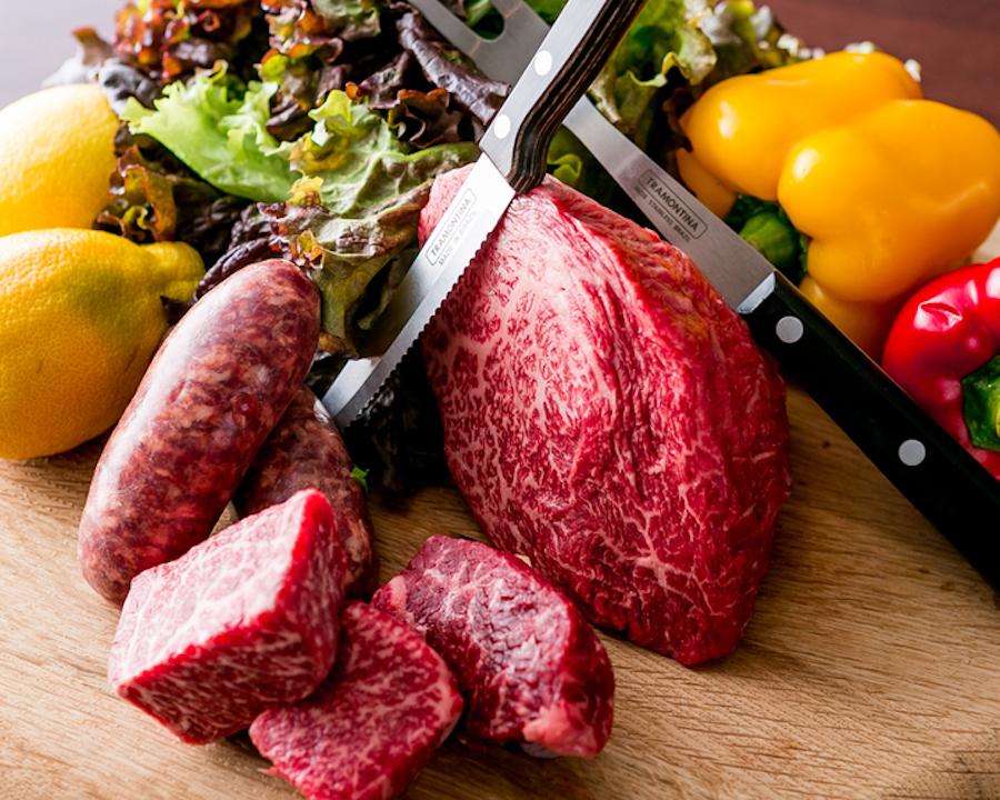女性は980円(税別)、男性でも1480円(税別)! 肉とチーズの食べ放題イベント実施[東京・麻布十番]