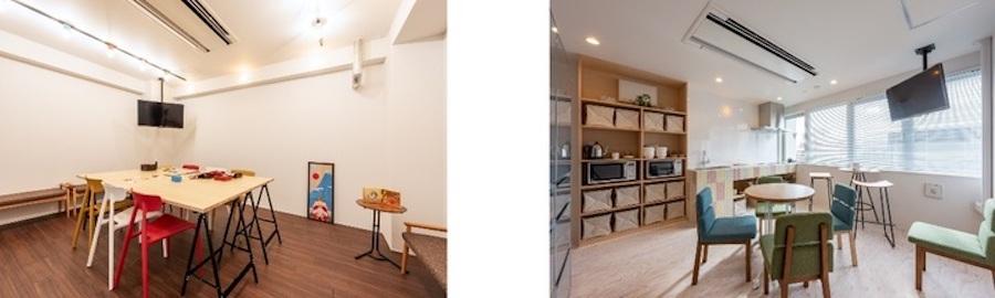 1棟オフィスビルをシェアハウスに改装!「練馬okeikoちゃん家」がオープン