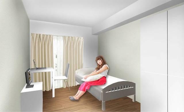 個室スペース生活イメージ