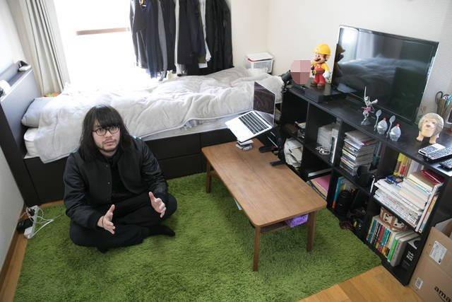 なかむらさん部屋