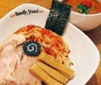 Noodle Stand Tokyo メニュー『裏ヌースタ サバトン濃厚辛つけ麺』