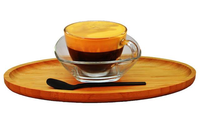 「エッグコーヒー(HOT)」480円(税込)