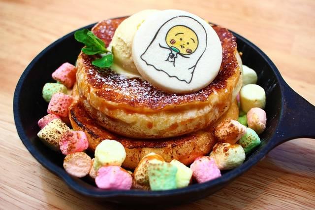 「今お茶飲んでいるからあとにして。コジコジ寝起きの朝ごはん」780円(税別)