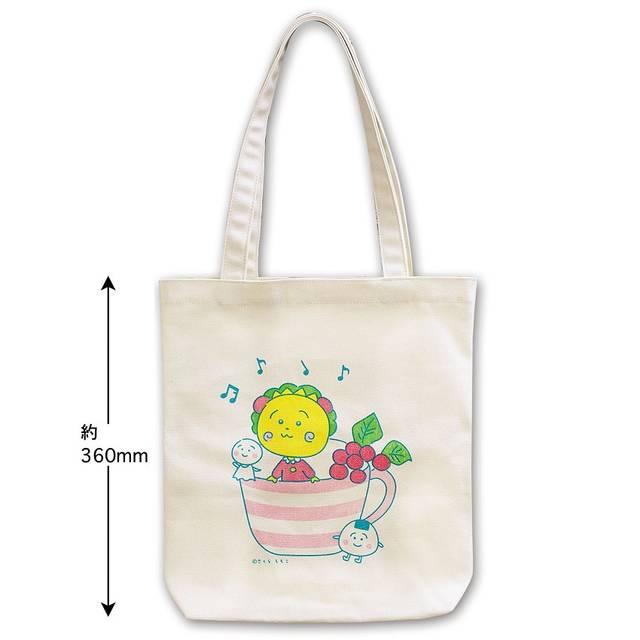 帆布トートバッグ(コジコジメルヘンカフェ) 2,100円(税別)