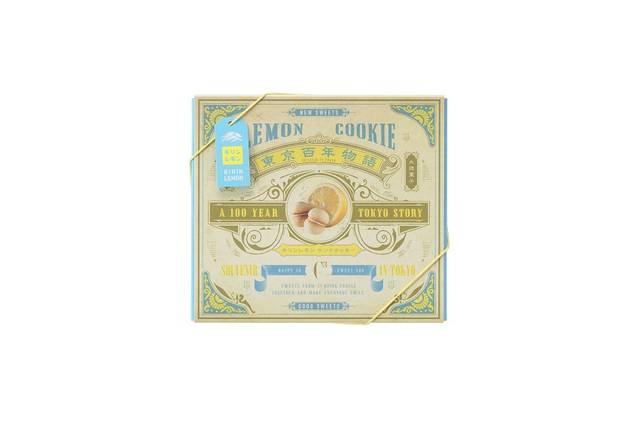 キリンレモン サンドクッキー 15個入り 1,377円(税込)