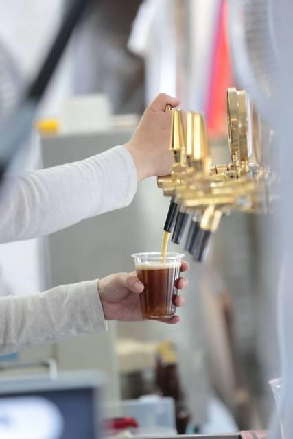 世界各国のビールが集結