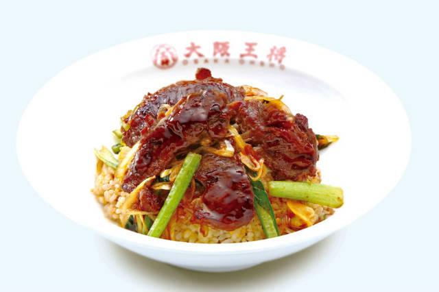 大阪王将_肉の祭典