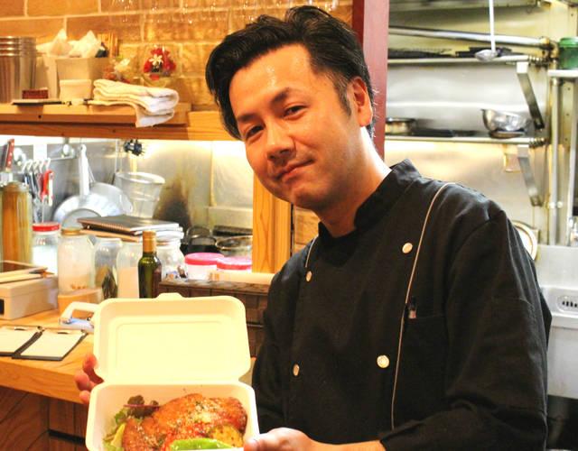 CT kitchen 亀さん