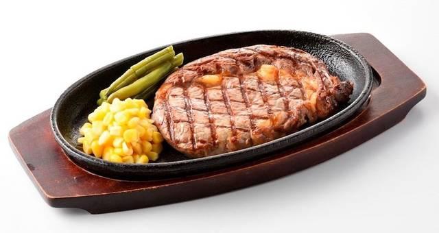 がなはミート「リブロースステーキ」1,620円