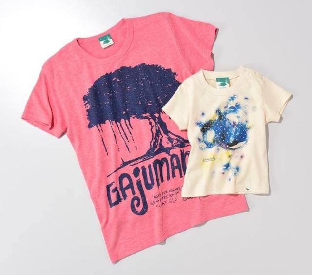 Tシャツ屋ドットコム「男女兼用Tシャツ」3,024円&「キッズTシャツ」2,484円