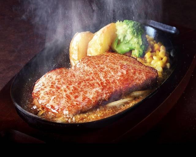 「ステーキ食べ放題」を実施 ※「宮ロース」イメージ