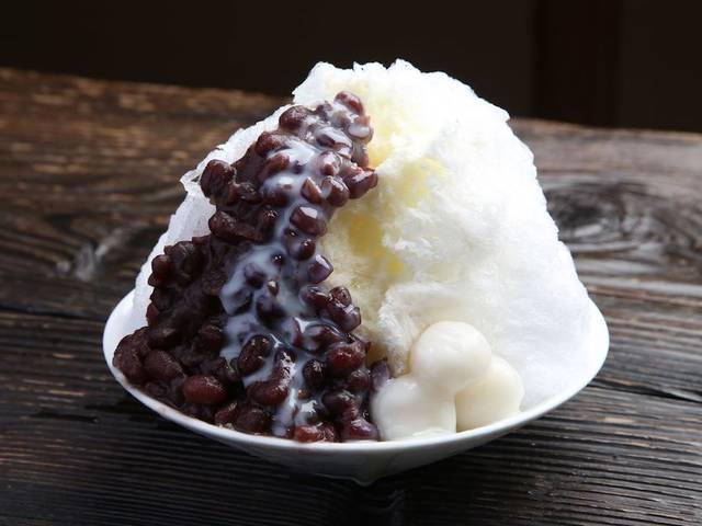 「氷室守〈みぞれ小豆〉」1,080円(税込)