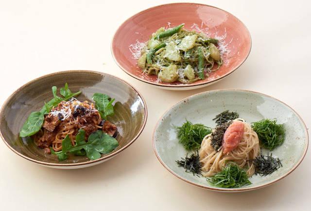 玄米づくしの料理イメージ(3)