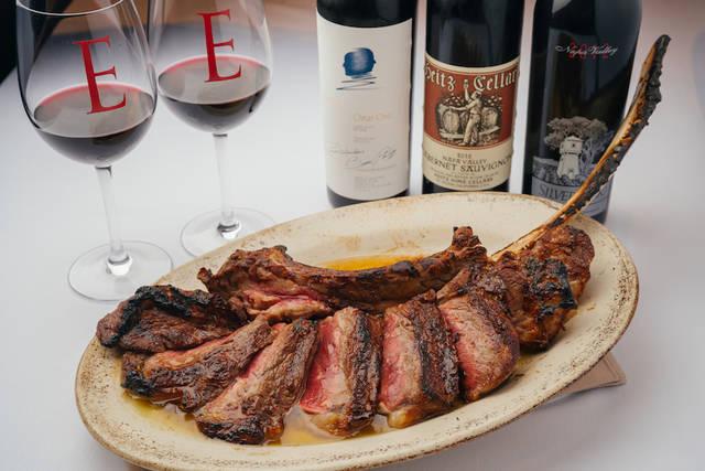 夏限定メニュー「Empire Steak House Roppongi トマホークステーキフェア」を開催