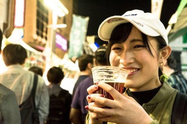 「大江戸ビール祭り」過去の開催の様子