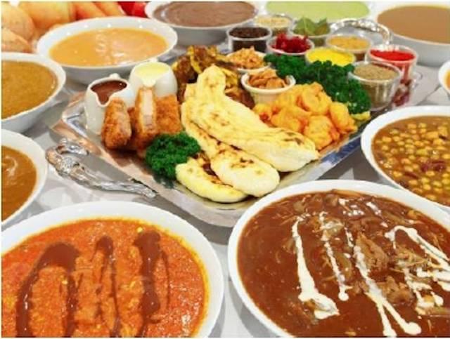 朝食の「カレーフェア」を復活