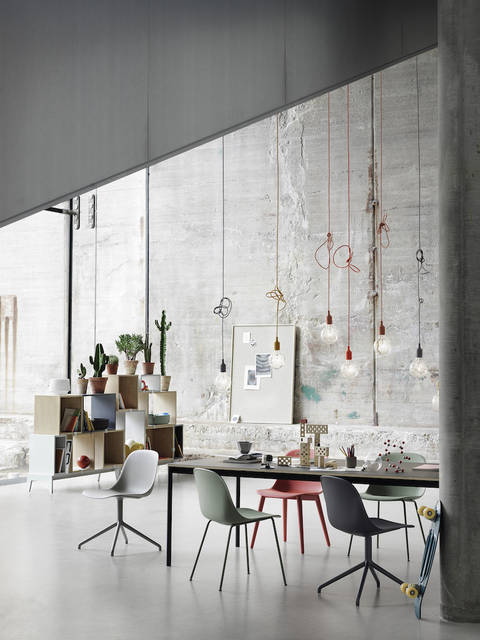 デンマークのファニチャーブランド「muuto」の日本における独占販売契約を締結