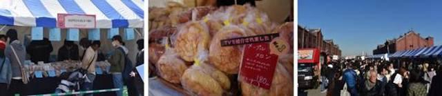 「パンのフェス」、過去の開催の様子
