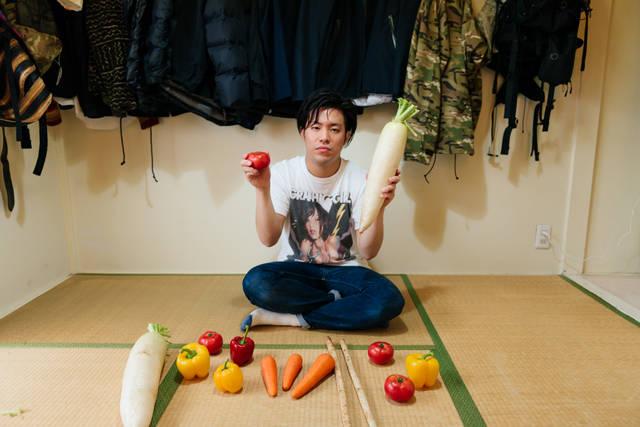 稲田さん 野菜