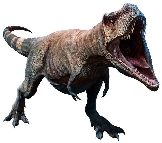 バルーン製巨大ティラノサウルス ※画像はイメージ