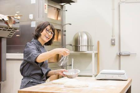 メゾン・ランドゥメンヌ・ジャポン代表・石川芳美氏による「日仏の食文化交流」トークショー開催