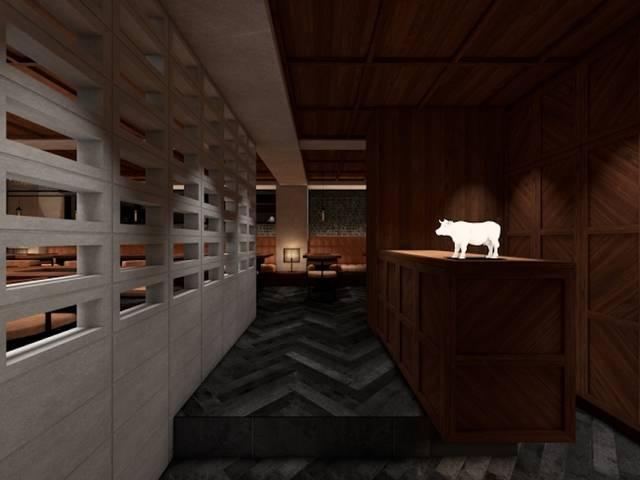 店内は落ち着いたシックな内装で、さまざまなシーンで利用可能
