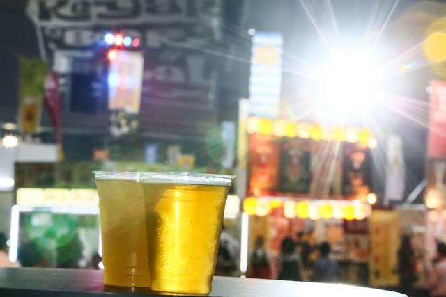 「けやきひろば 秋のビール祭り」を開催 ※イメージ