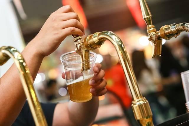 「けやきひろば 秋のビール祭り」イメージ