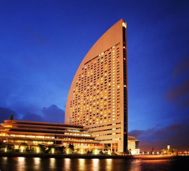 """海の見えるビアガーデン""""はまビア"""" ビアガーデン 横浜 ヨコハマグランドインターコンチネンタルホテル"""