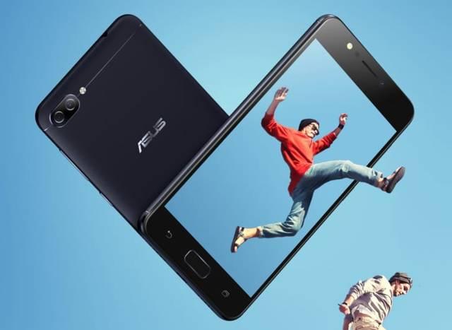 ZenFone 4 Max 製品ページ